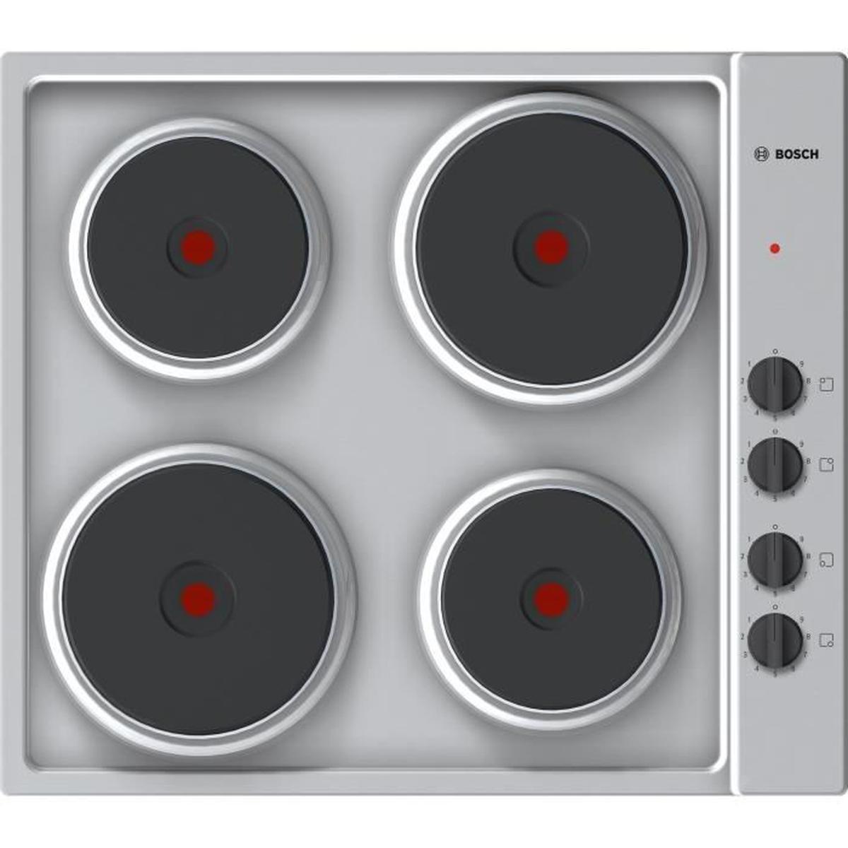 plaque de cuisson electrique 4 feux
