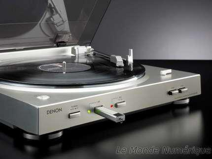 platine vinyle encodeur usb mp3