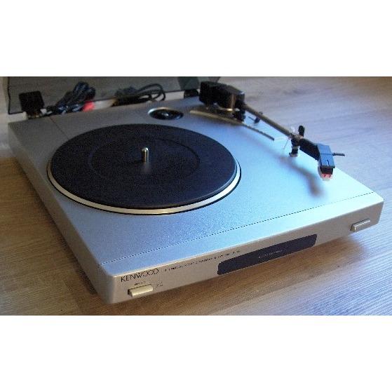 platine vinyle kenwood