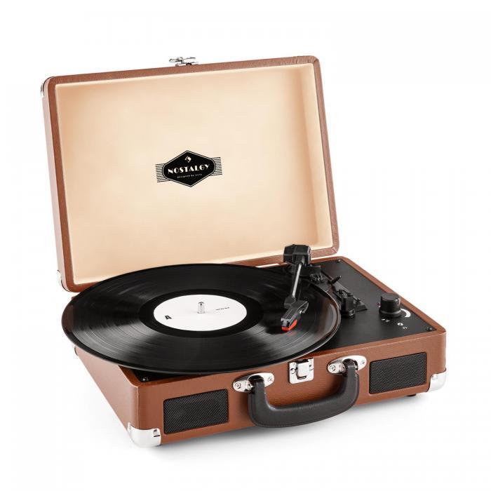 platine vinyle retro
