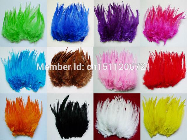 plume de couleur pas cher