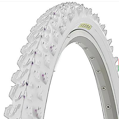 pneu vtt blanc