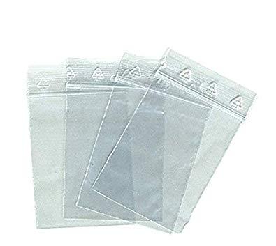 pochette plastique zip