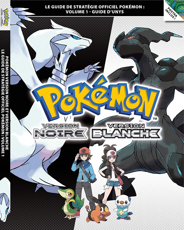 pokemon noire et blanc