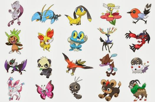 pokemon x meilleur pokemon