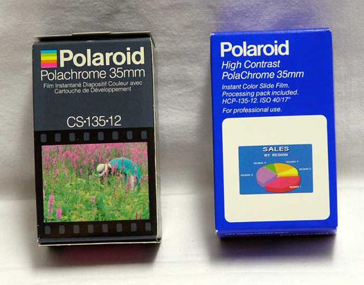 polaroid cartouche