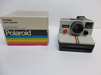 polaroid rainbow
