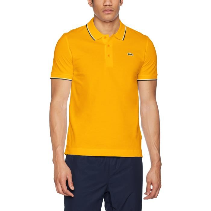 polo lacoste taille m