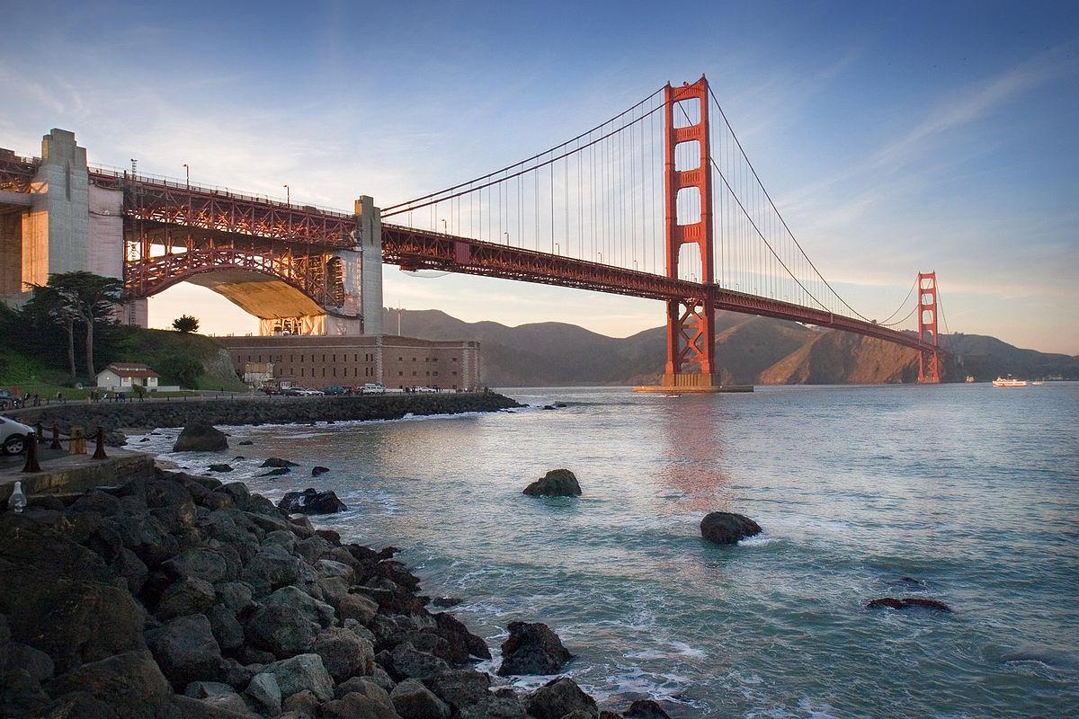 pont suspendu golden gate
