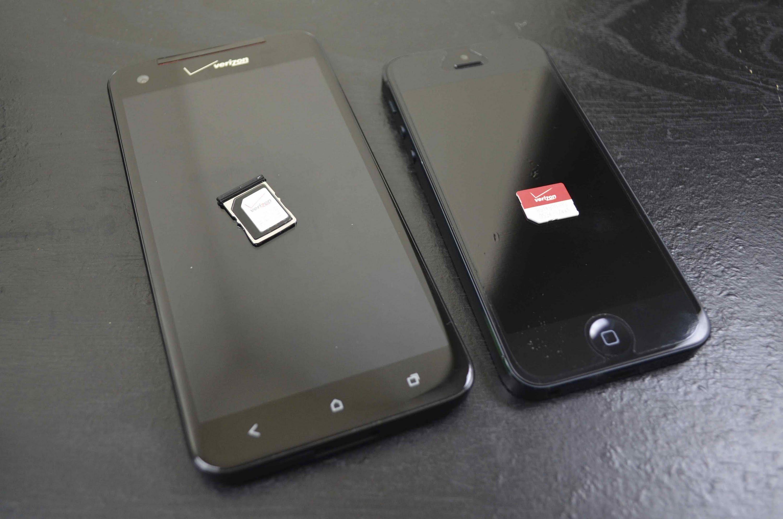 portable avec micro sim