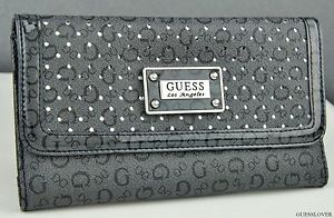 portefeuille guess femme