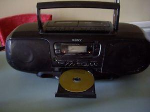 poste radio cd cassette