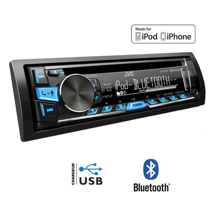 poste radio cd usb voiture
