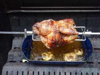 poulet rotissoire
