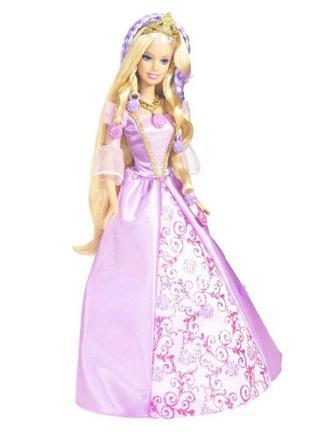 poupée barbie raiponce
