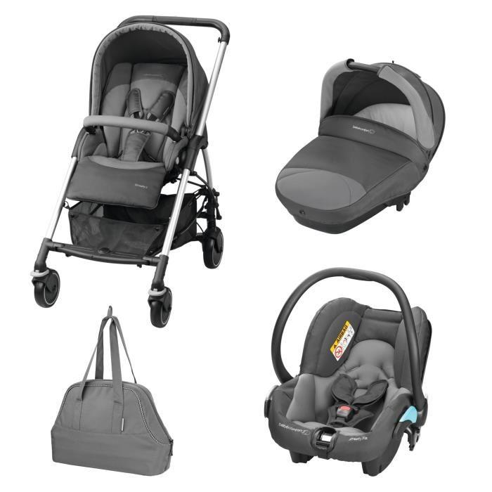 poussette bébé confort trio streety next