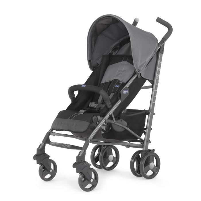 poussette chicco lite way 2
