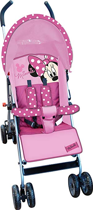 poussette disney minnie