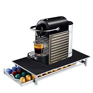 présentoir capsule nespresso