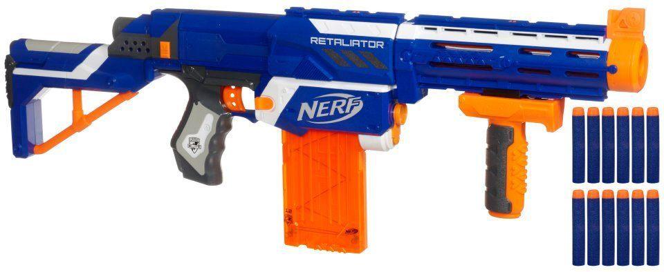 prix d un pistolet nerf