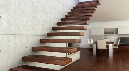 prix escalier suspendu
