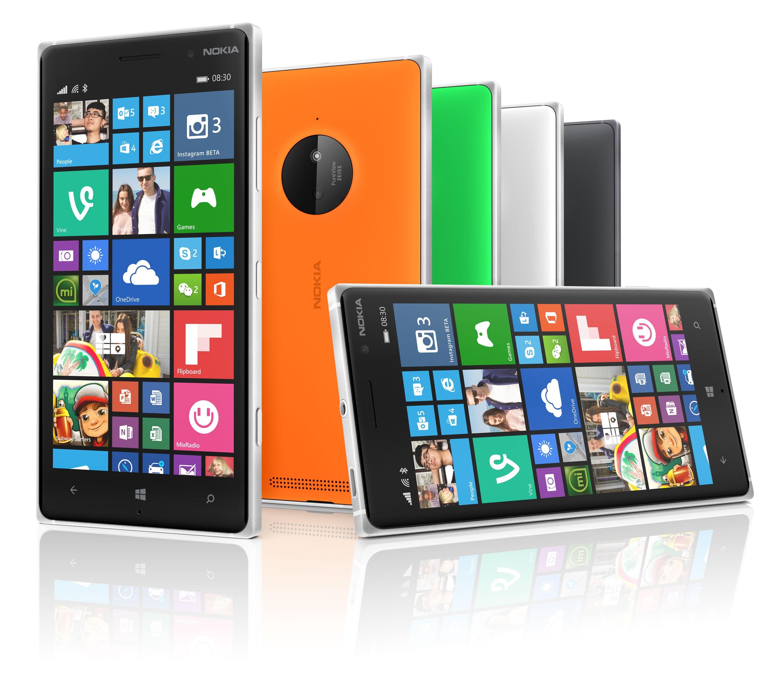 prix lumia 830