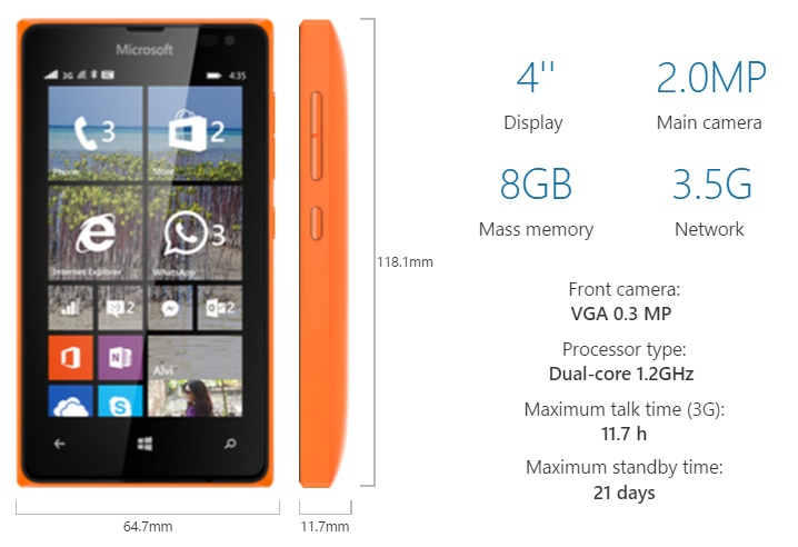 prix windows phone