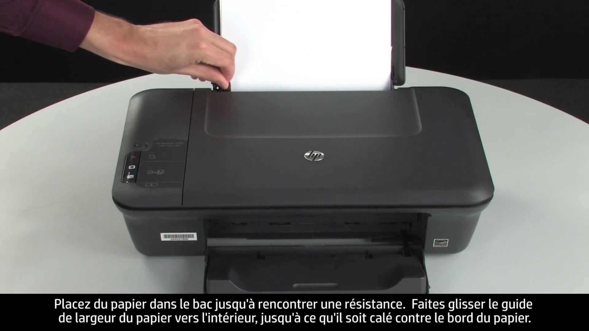 problèmes imprimante hp