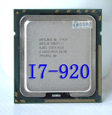 processeur i7 920