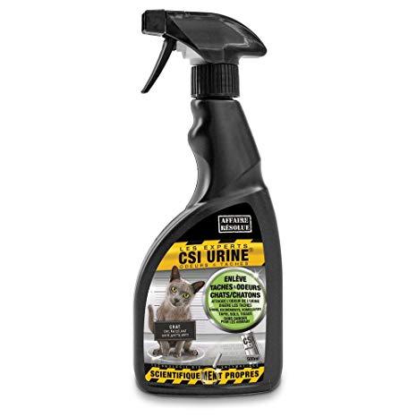 produit anti urine chat