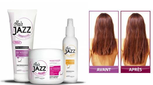 produit hair jazz