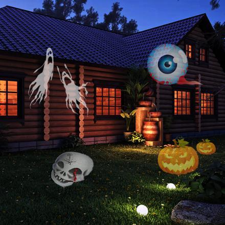 projecteur pour halloween