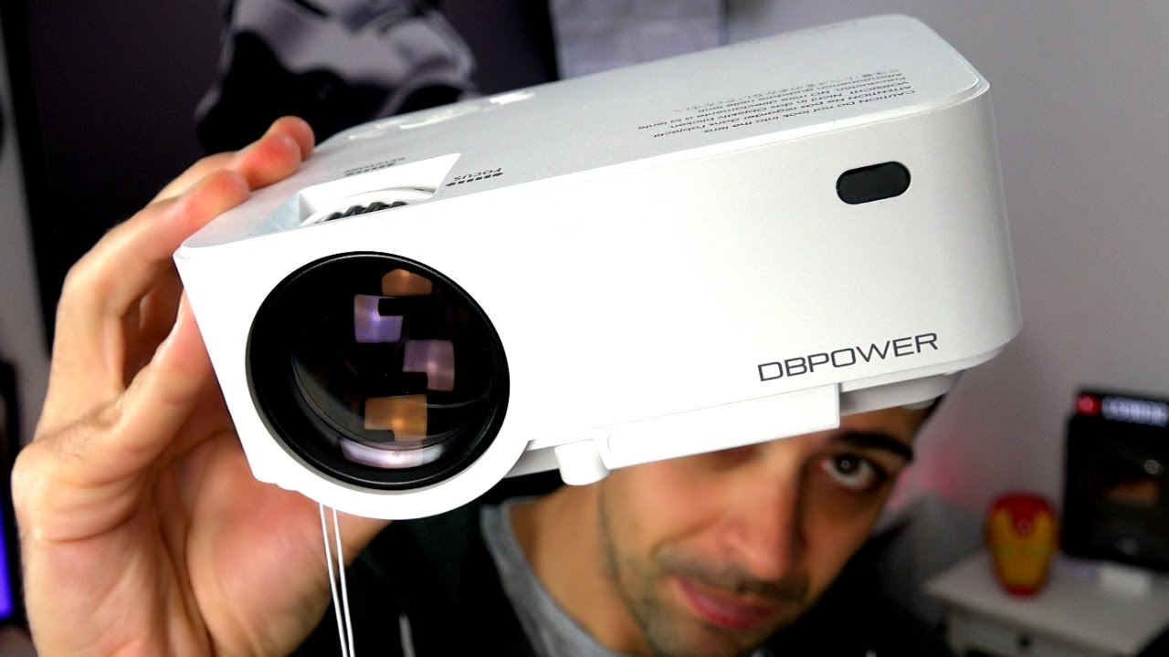 projecteur video pas cher
