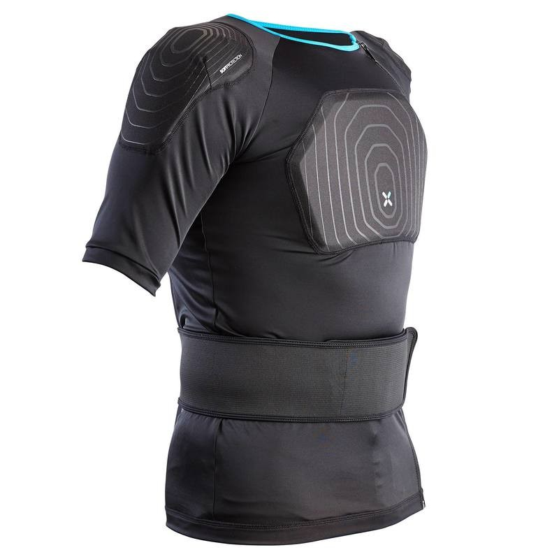 protection vtt decathlon