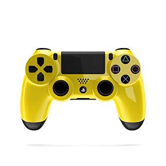 ps4 jaune
