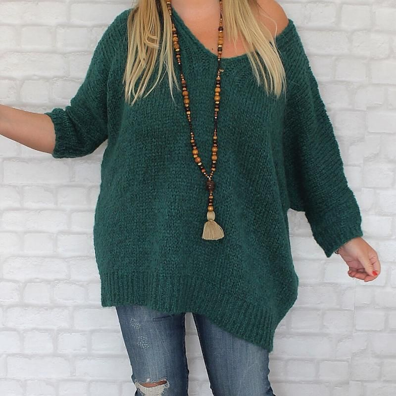 pull grande taille