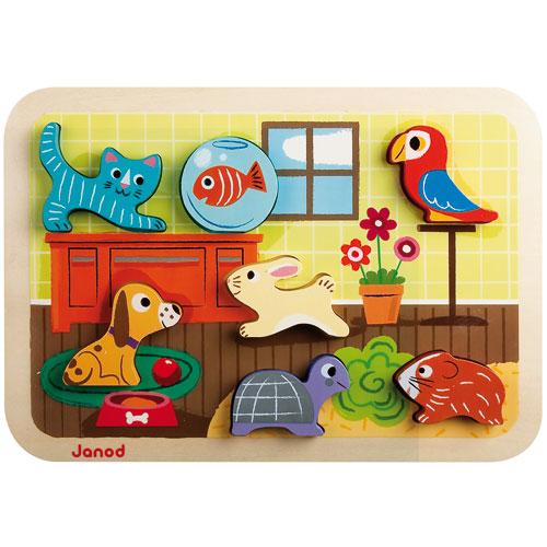 puzzle bois janod