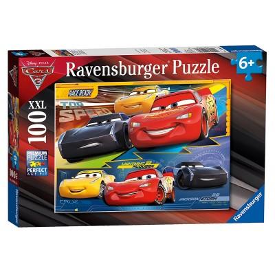 puzzle cars 100 pieces