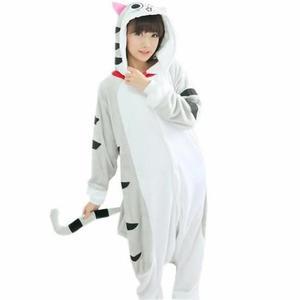 pyjama combinaison animaux chat
