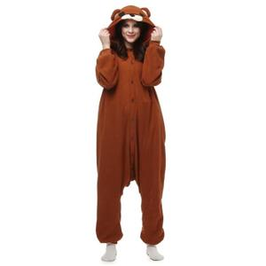 pyjama combinaison ours homme