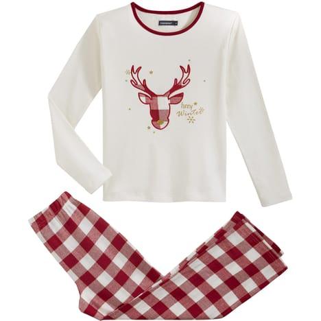 pyjama molleton fille