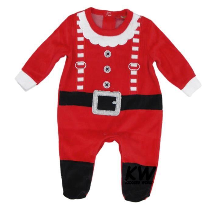pyjama noel bebe