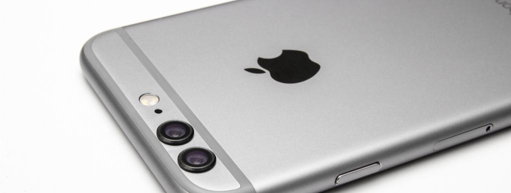 quel iphone a un double appareil photo