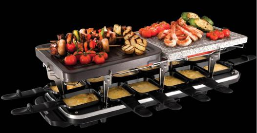raclette pour 14 personnes