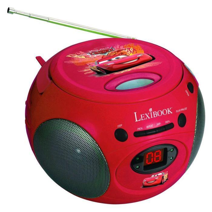 radio cd garcon