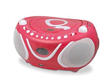 radio cd portable enfant