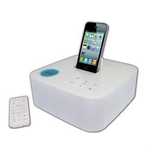 radio reveil chargeur iphone