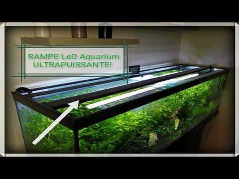rampe a led aquarium