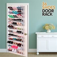 range chaussures door rack