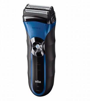 rasoir electrique pour barbe dure